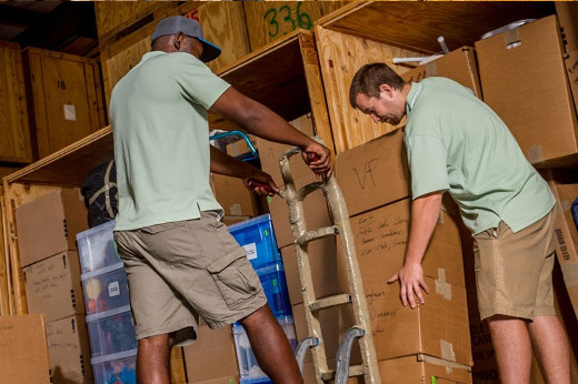Commercial Moving Services image