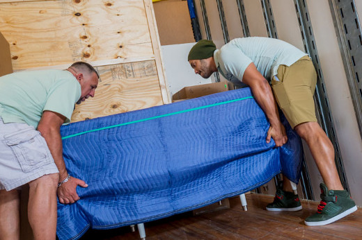 Residential Moving Services image