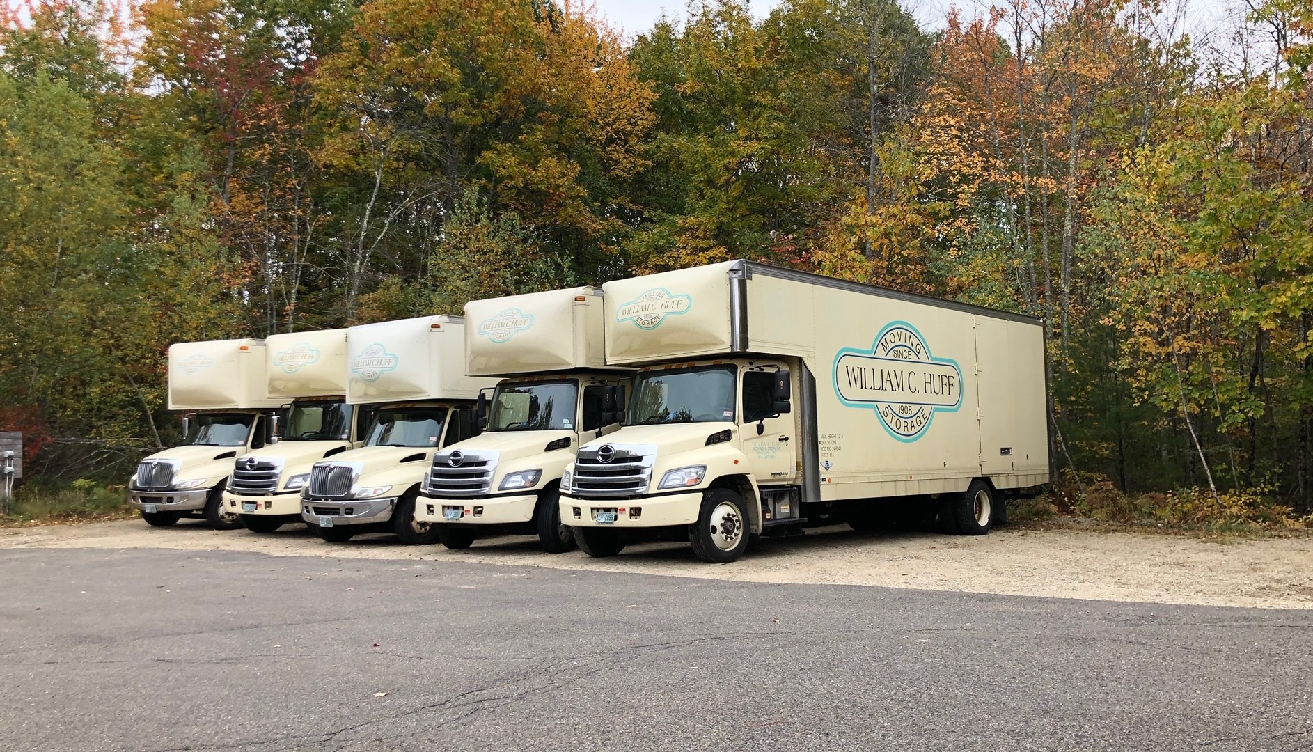 3 Ways William C. Huff Companies Maintain Their Fleet