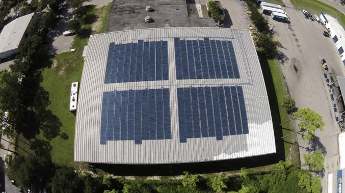 Solar Storage Units Naples FL