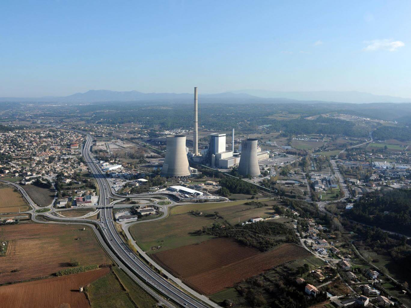 France To Close All Coal Burning Power Plants