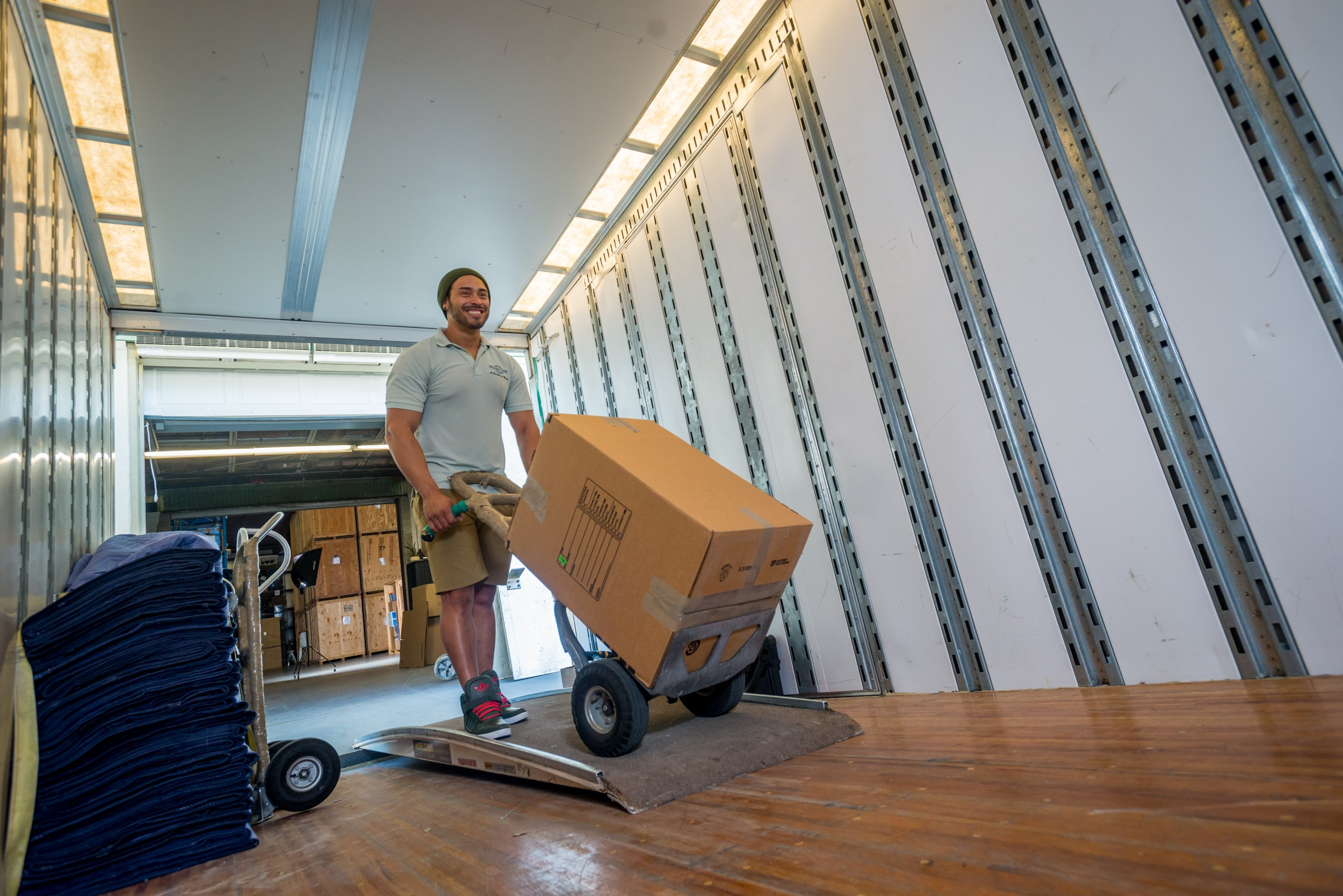 3 Reasons to Use William C Huff Instead of a National Moving Company