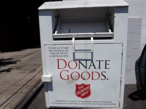 downsizing salvation army