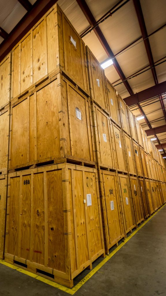climate controlled storage florida