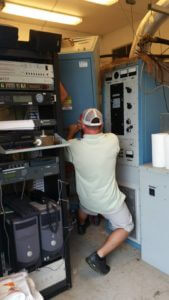 Working With The CALL FM Radio Station   William C. Huff Companies - Moving & Storage